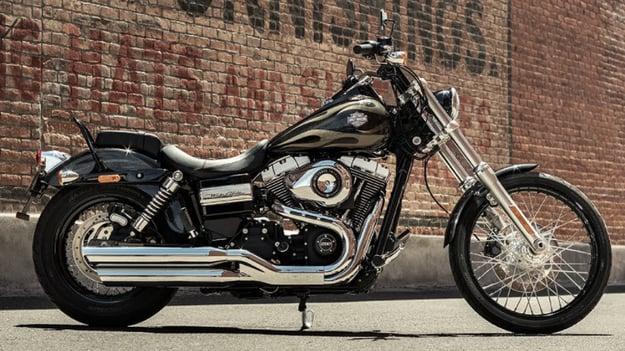 Harley Davidson Dyna Wide Cruiser