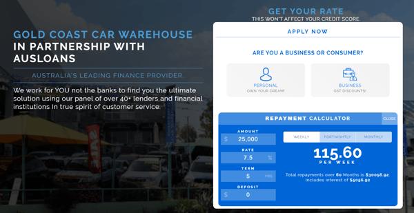 car loan repayment calculator-1