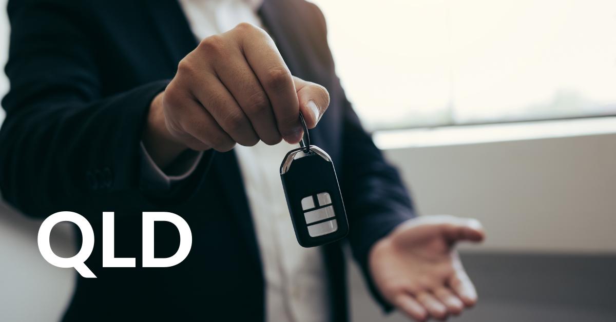 motor dealer licence qld