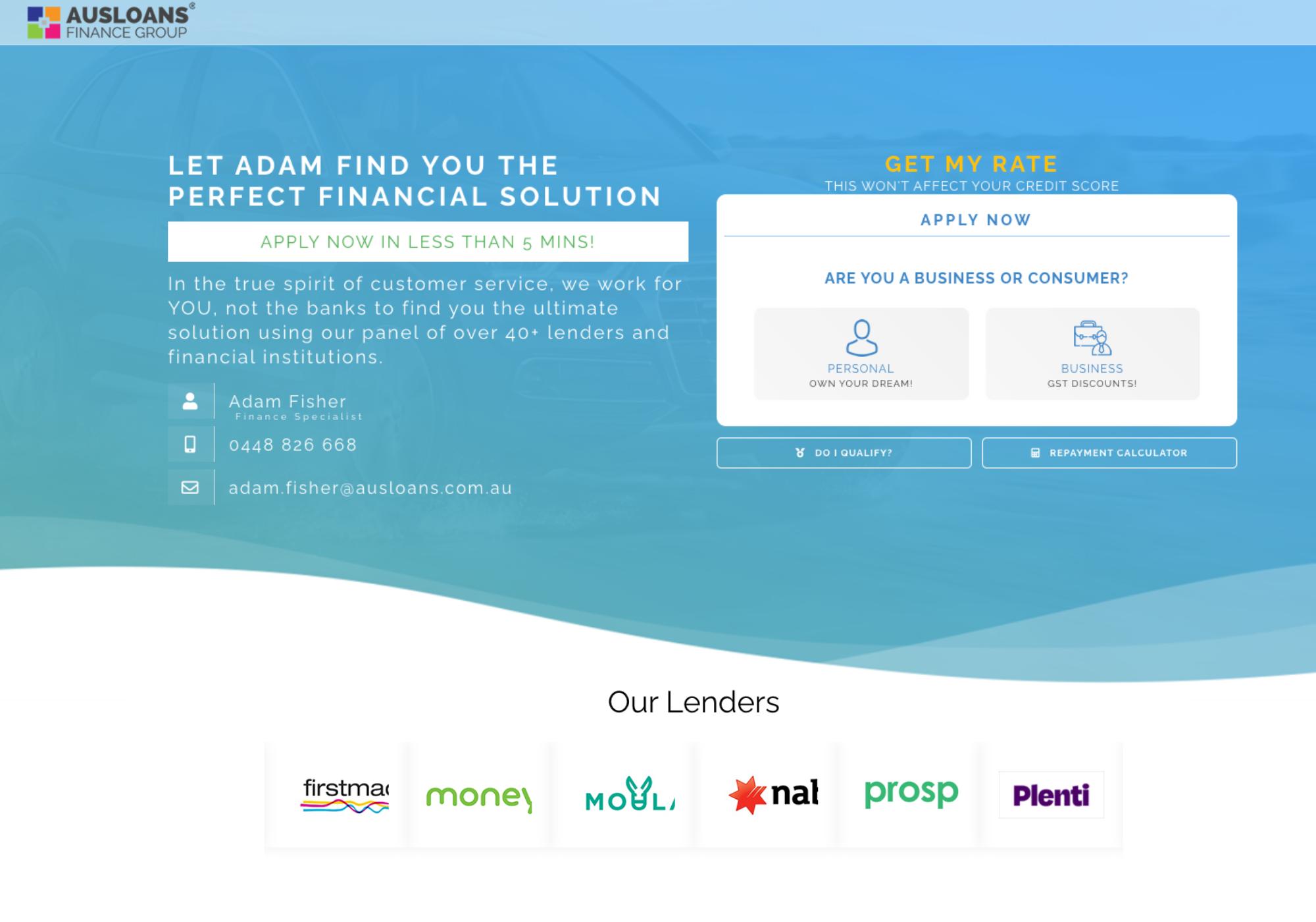 Ausloans marketing support brokers 14