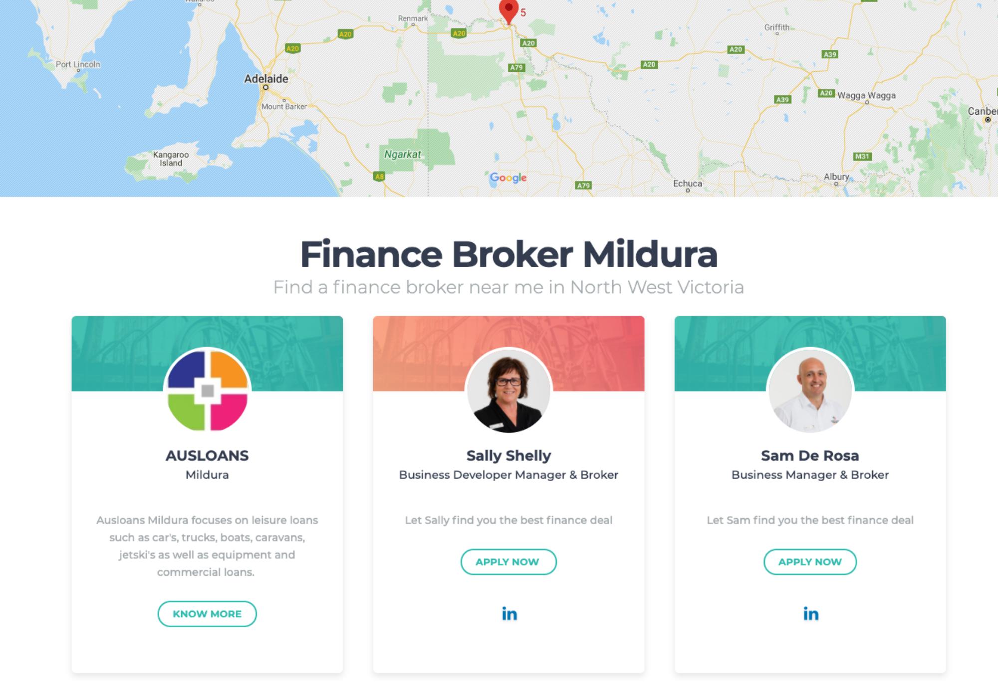 Ausloans marketing support brokers 15