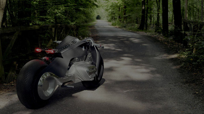 BMW Smart Bike